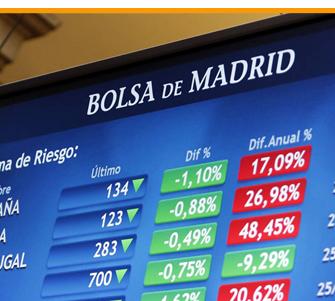 Cursos de operativas en Bolsa, 8,9 y 10 Noviembre Málaga